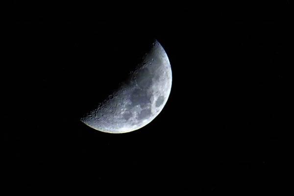 عکاسی از ماه گرفتگی
