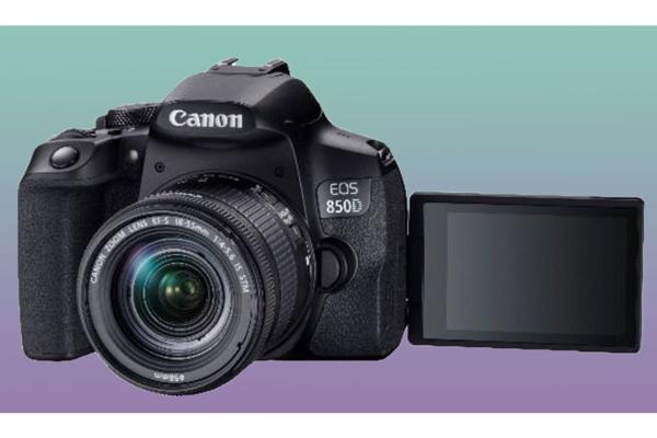 مشخصات فنی دوربین عکاسی کانن EOS 850D