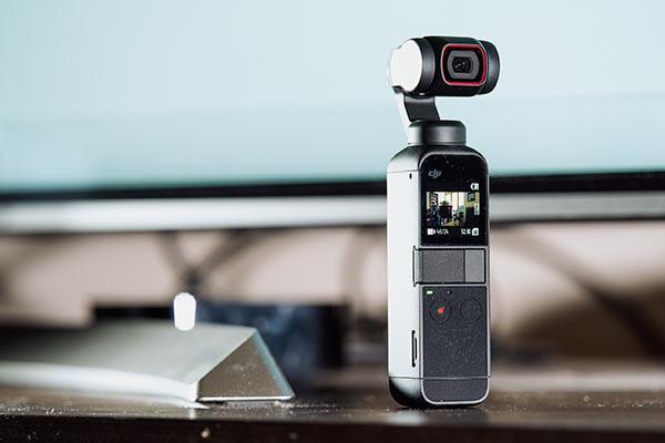مشخصات فنی دوربین DJI Pocket 2
