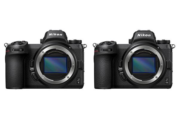 مقایسه دوربین نیکون Z6 و Z6 II