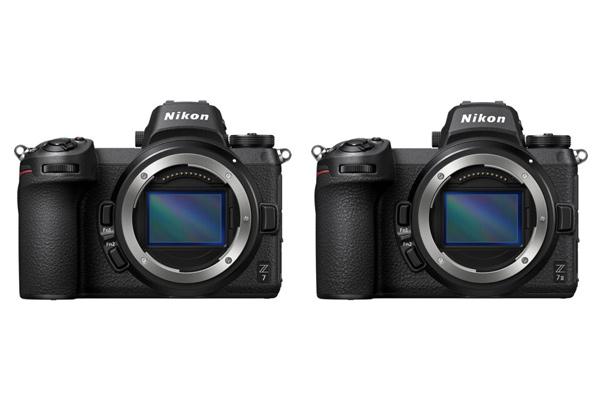 مقایسه دوربین های Nikon Z7 و Z7 II