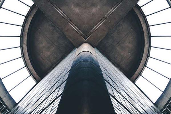 تعادل شعاعی در عکاسی