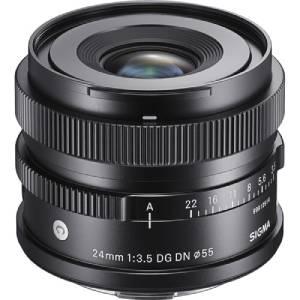 قیمت لنز سیگما Sigma 24mm f/3.5 DG DN