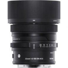 لنز سیگما Sigma 35mm f/2 DG DN