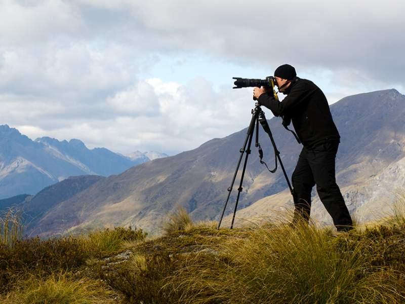 ابزار مناسب عکاسی در طبیعت