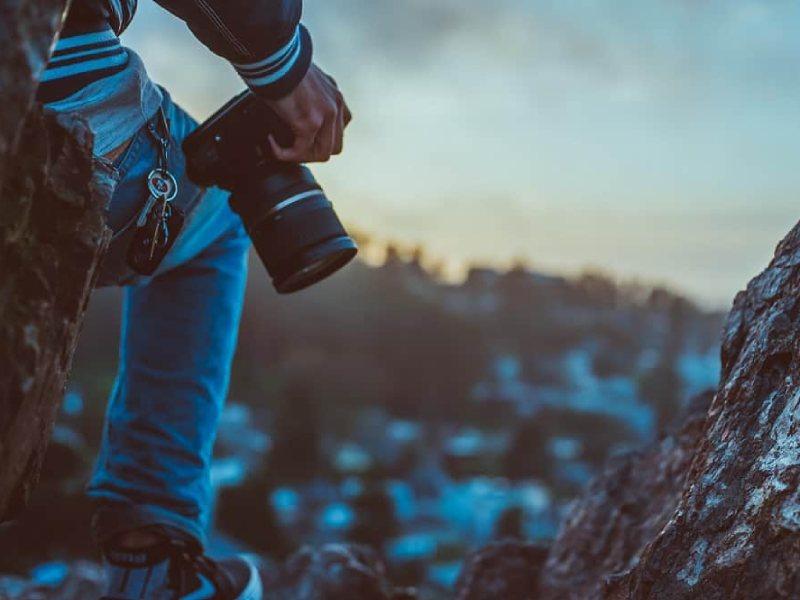 لنز واید مناسب عکاسی در طبیعت