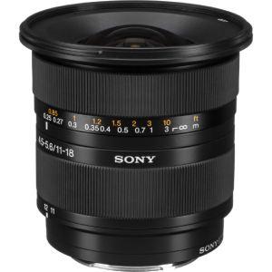 قیمت لنز دوربین سونی Sony DT 11-18mm f / 4.5-5.6