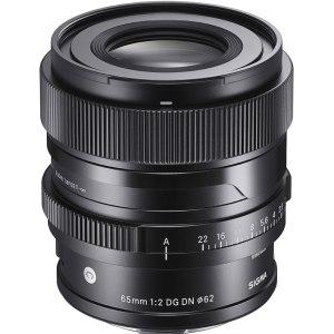 قیمت لنز سیگما sigma 65mm f / 2 DG DN