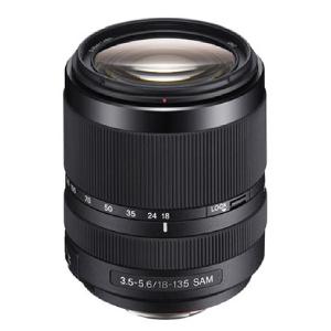قیمت لنز دوربین سونی sony DT 18-135mm f / 3.5-5.6 SAM