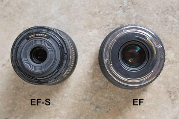 مزایا و معایب لنز های کانن EF