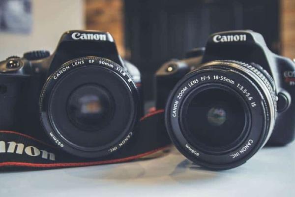 مقایسه لنزهای EF و EF-S