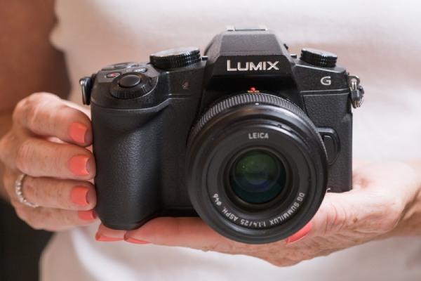 دوربین ویلاگین پاناسونیک G80 / G85