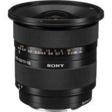 قیمت لنز سونی sony DT 11-18mm f / 4.5-5.6
