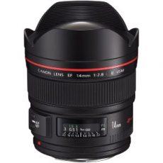 قیمت لنز دوربین کانن EF 14mm f / 2.8L II USM