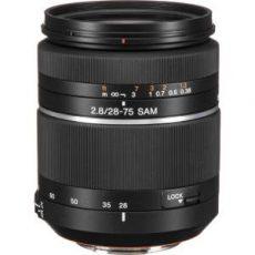 لنز SAM 28-75mm f / 2.8 Sony