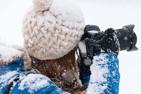 نگهداری از دوربین در برق و سرما