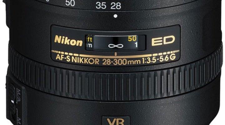 اصطلاحات روی لنز های Nikon