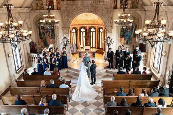 عکاسی از عروس با پهپاد