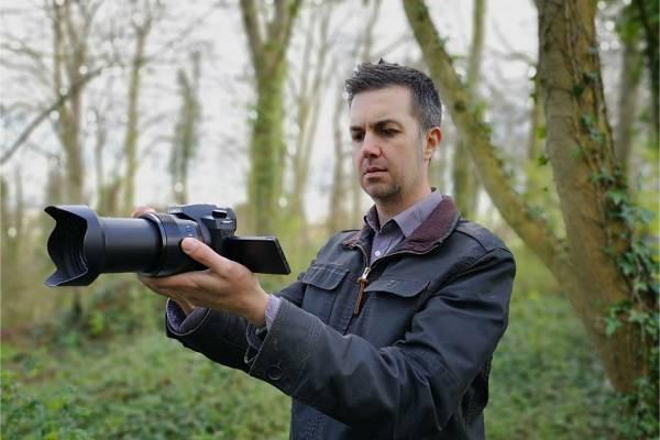 لرزشگیر دوربین لومیکس PANASONIC FZ1000