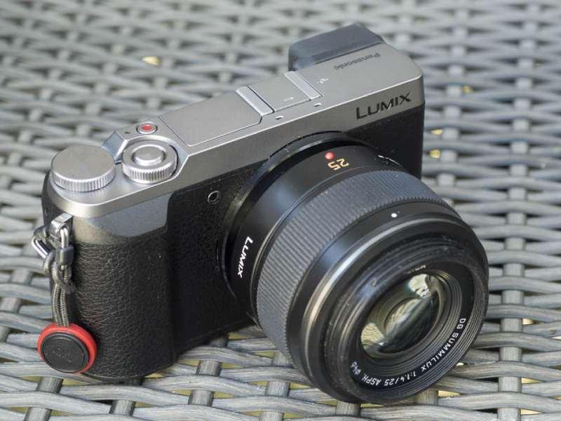 ویژگی دوربین پاناسونیک LUMIX GX85