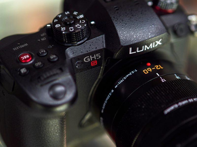 ویژگی های دوربین پاناسونیک لومیکس GH5S