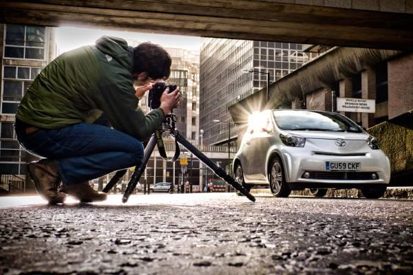 عکاسی از ماشین