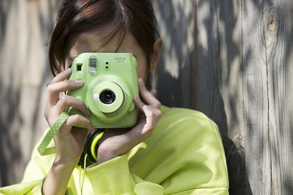 دوربین فوجی فیلم Fujifilm instax mini 9 Lime Green