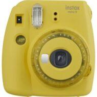 قیمت دوربین چاپ سریع Fujifilm instax mini 9 Instant Clear Yellow