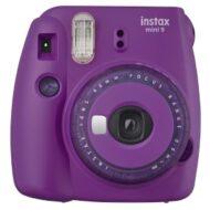 خرید دوربین چاپ فوری Fujifilm instax mini 9 Clear Purple