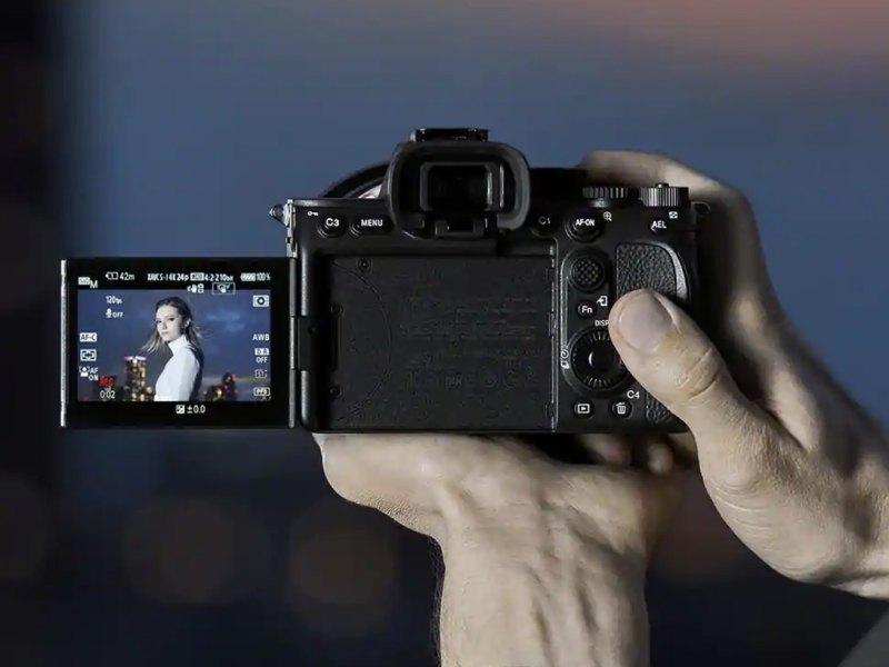 فوکوس دوربین عکاسی سونی a7s III