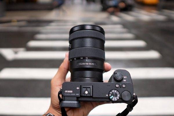 خطا های دوربین سونی