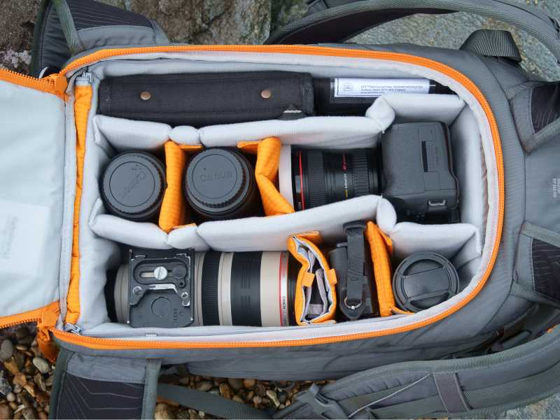 انواع کیف دوربین عکاسی و فیلم برداری