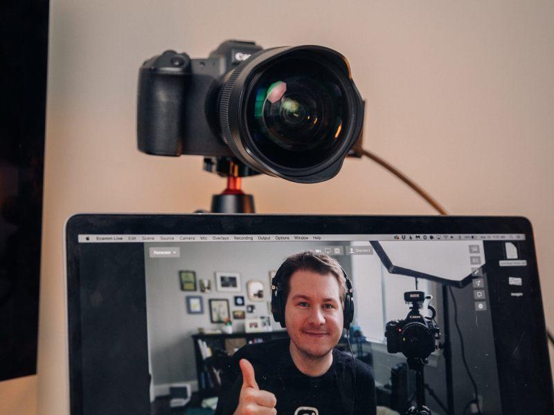 بهترین دوربین های کانن برای استریم کردن