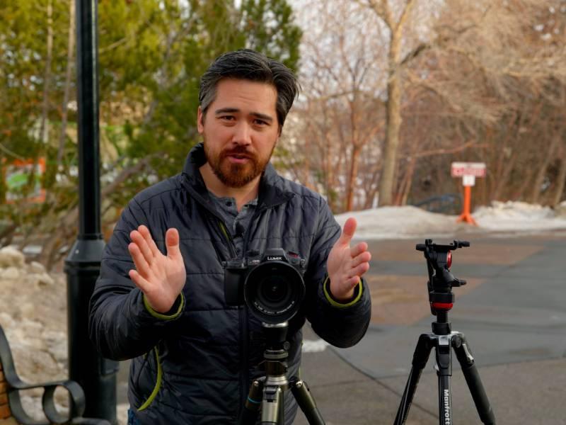 بررسی تفاوت های سه پایه دوربین عکاسی و فیلمبرداری