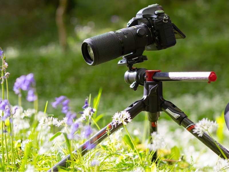 تریپاد عکاسی ماکرو و کلوزاپ