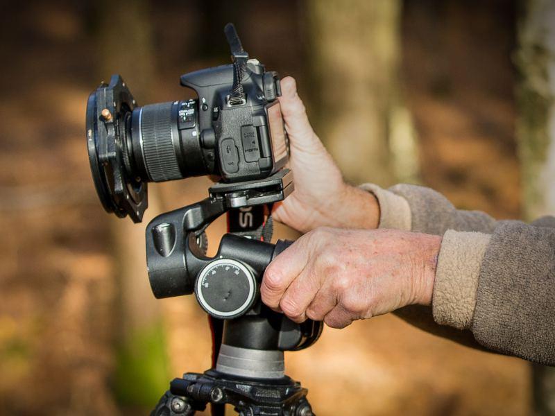 راهنمای خرید سری یا هد سه پایه دوربین عکاسی