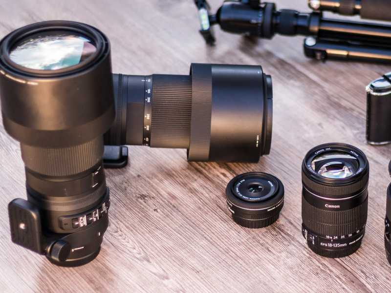 راهنمای خرید لنز دوربین دست دوم با توجه به عملکرد