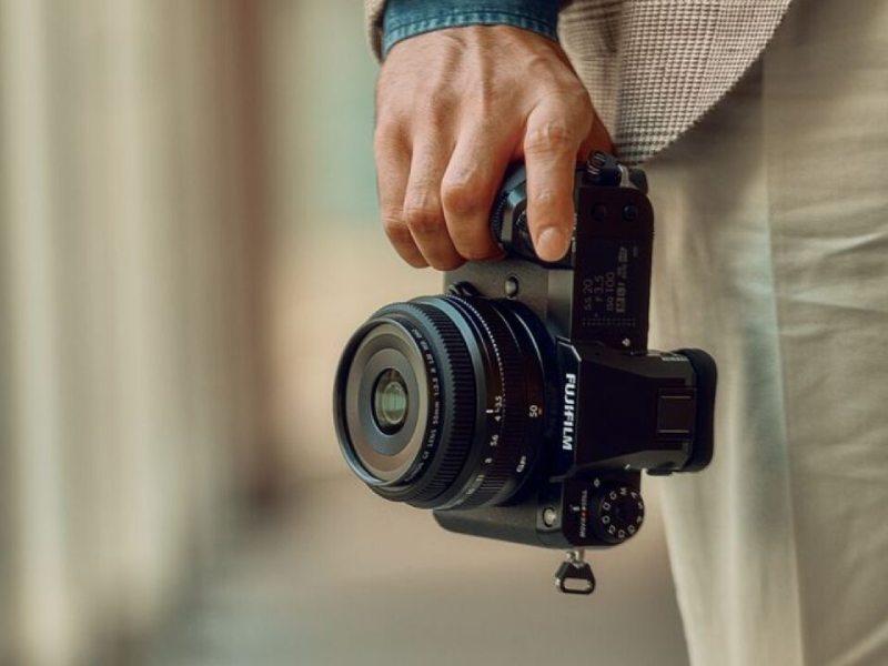 سایر ویژگی های دوربین فوجی فیلم GFX 50S II