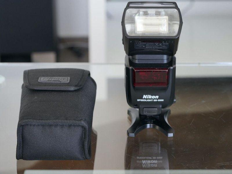 فلاش دوربین SB-5000