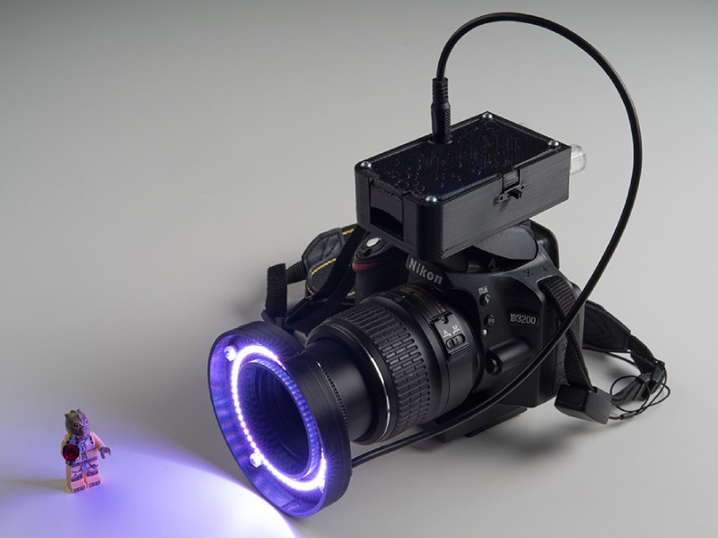 اهمیت نورپردازی در عکاسی ماکرو
