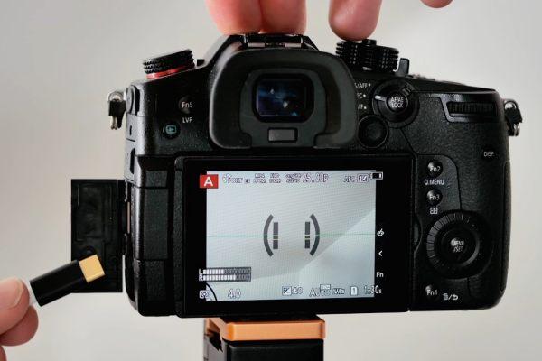 به روز رسانی دوربین پاناسونیک