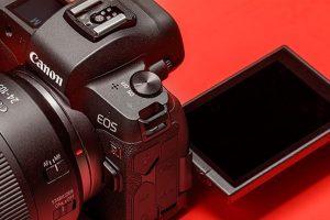 به روز رسانی دوربین کانن